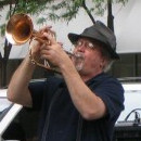 The Pelicans Trumpet Player